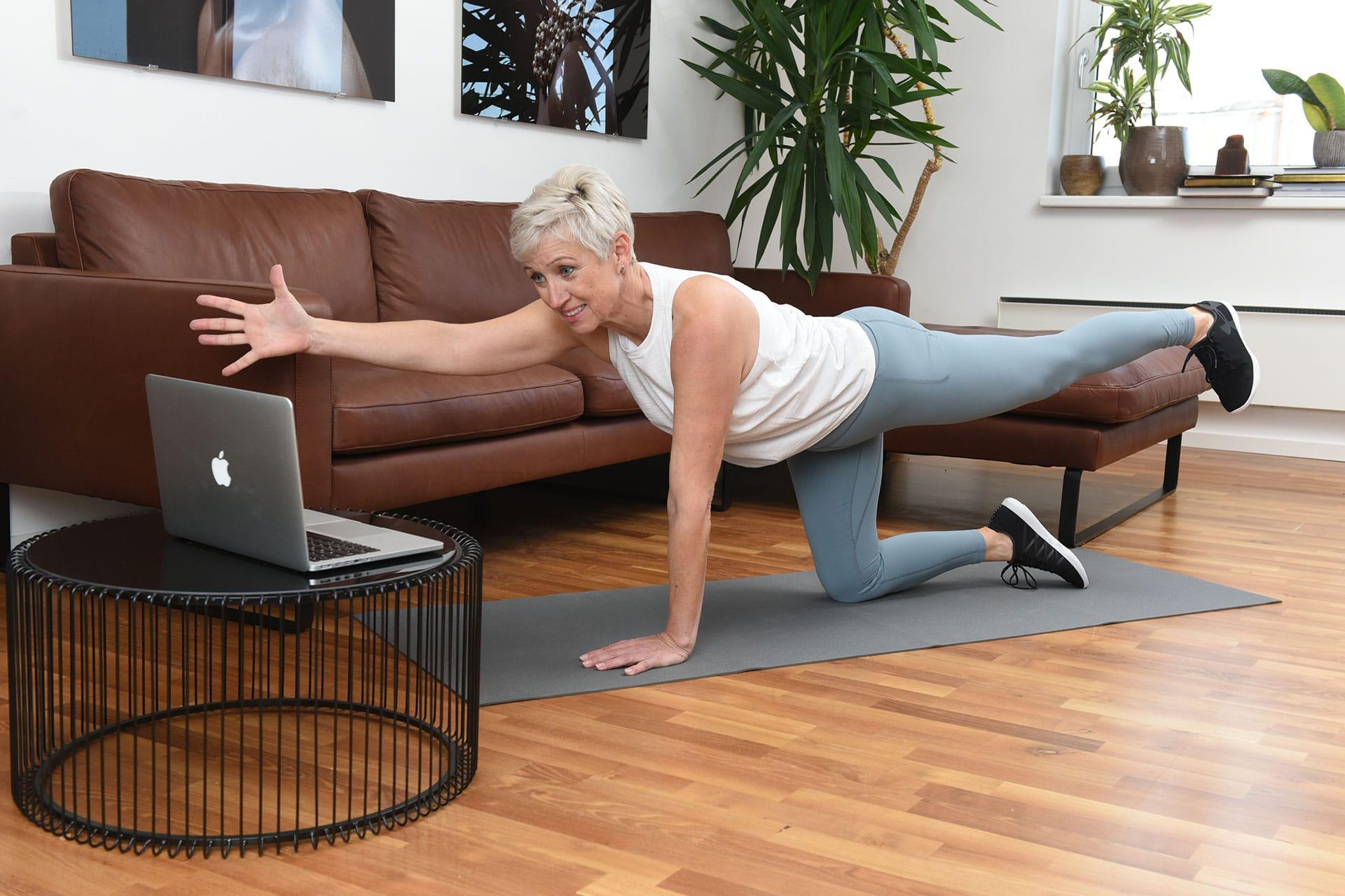 online-fitness-training